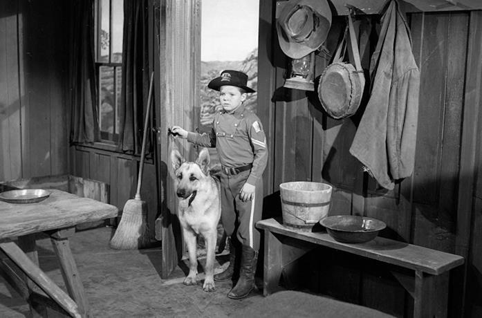 Rin Tin Tin e Rusty