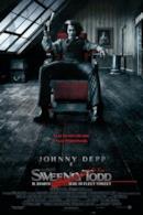 Poster Sweeney Todd - Il diabolico barbiere di Fleet Street