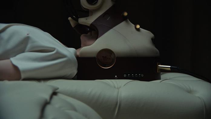 Un'immagine estrapolata dal trailer di Possessor