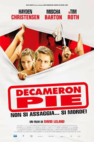 Poster Decameron Pie