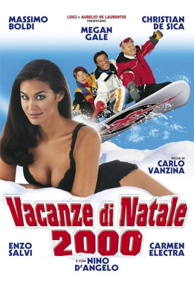 Poster Vacanze di Natale 2000