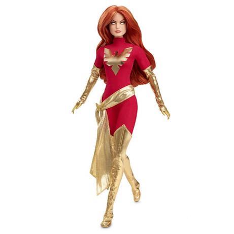 Barbie Dark Phoenix a figura intera