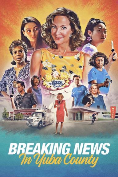 Poster Breaking News a Yuba County