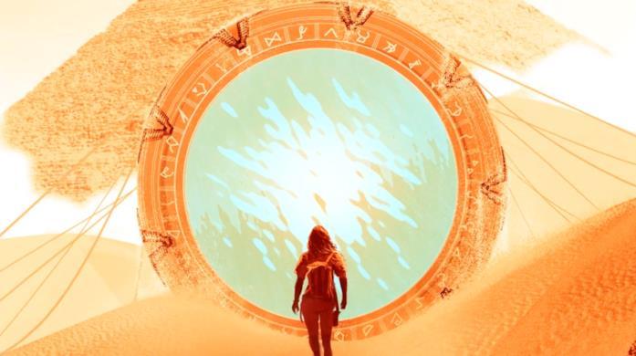 Poster della serie TV Stargate origins