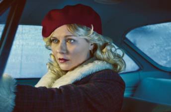 Kirsten Dunst, protagonista della seconda stagione di Fargo