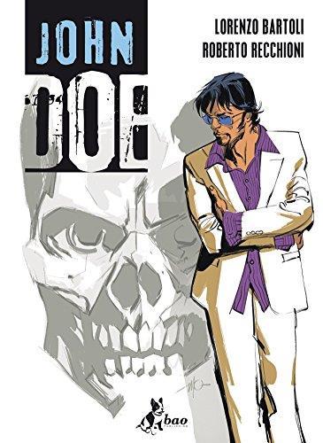 John Doe - stagione 1 del fumetto