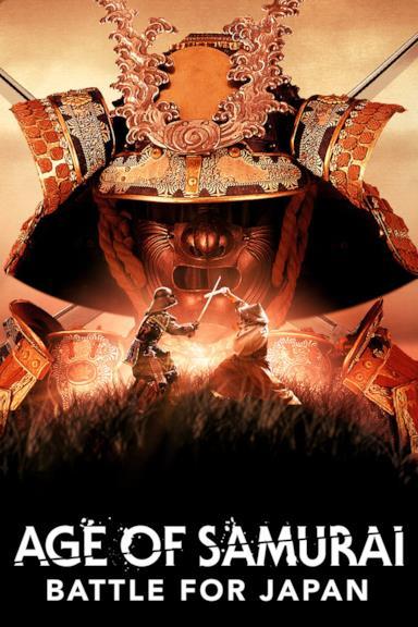 Poster L'era dei samurai - La nascita del Giappone