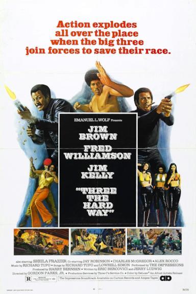 Poster Dinamite, agguato, pistola