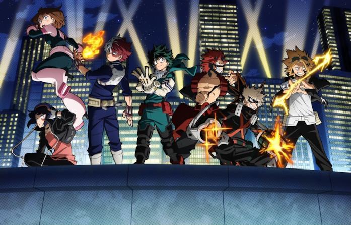 My Hero Academia quinta stagione