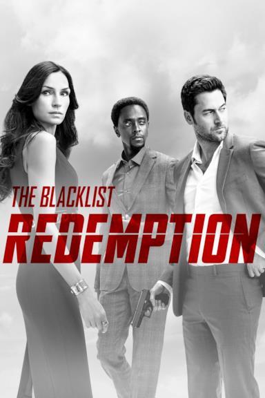 Poster The Blacklist: Redemption