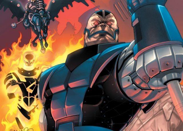 Cover di X-Men: Blood Of Apocalypse