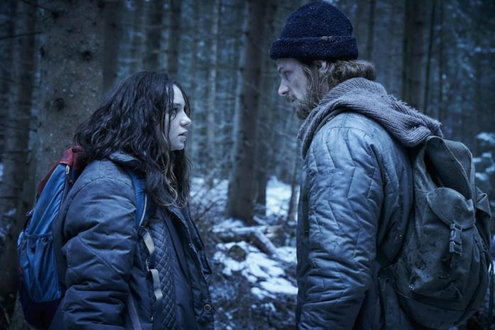 Hanna ed Erik in una scena della prima stagione