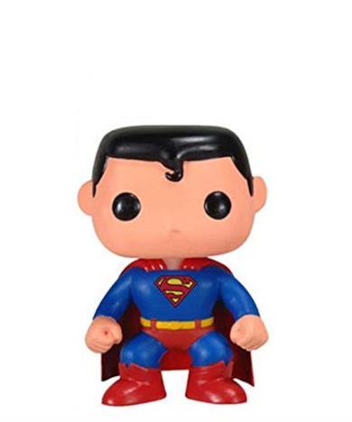 Funko Pop! Heroes - DC Super Heroes - Superman #07 Vinyl Figure 10cm