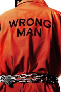 Poster Wrong Man