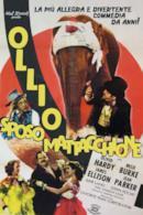 Poster Ollio sposo mattacchione