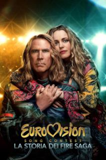 Poster Eurovision Song Contest - La storia dei Fire Saga