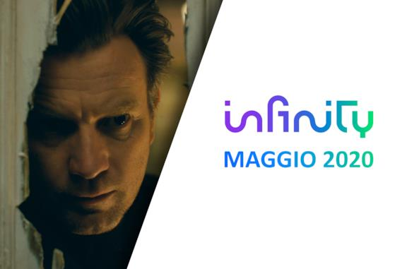 Infinity, le novità di maggio 2020: Doctor Sleep, Motherless Brooklyn e DC's Legends of Tomorrow