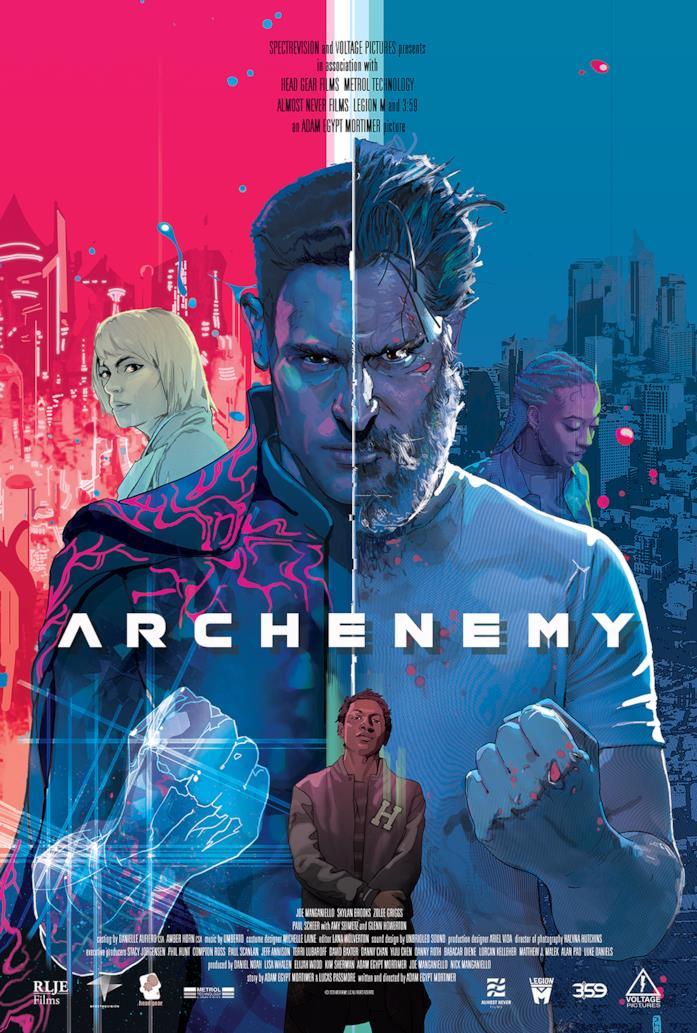 Archenemy, il nuovo film con Joe Manganiello