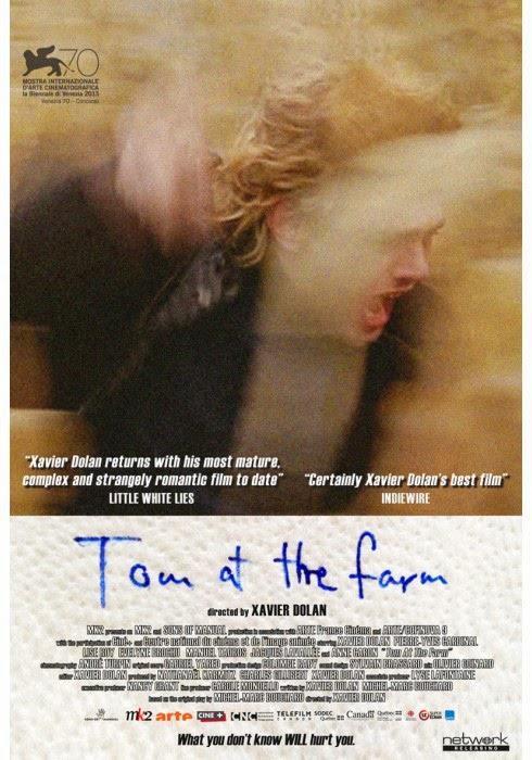 Xavier Dolan torna al cinema con Tom at the Farm