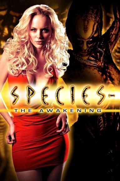 Poster Specie Mortale IV: Il risveglio