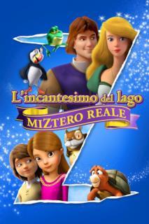 Poster L'incantesimo del Lago: Miztero Reale
