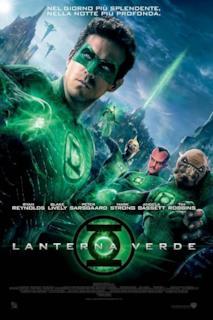 Poster Lanterna verde