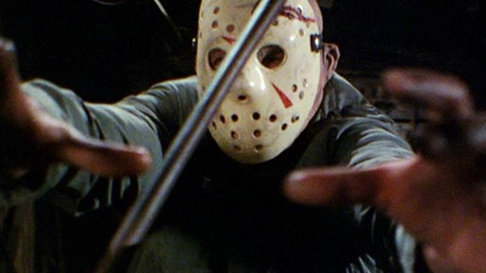 Jason Voorhees nel film Week-end di Terrore