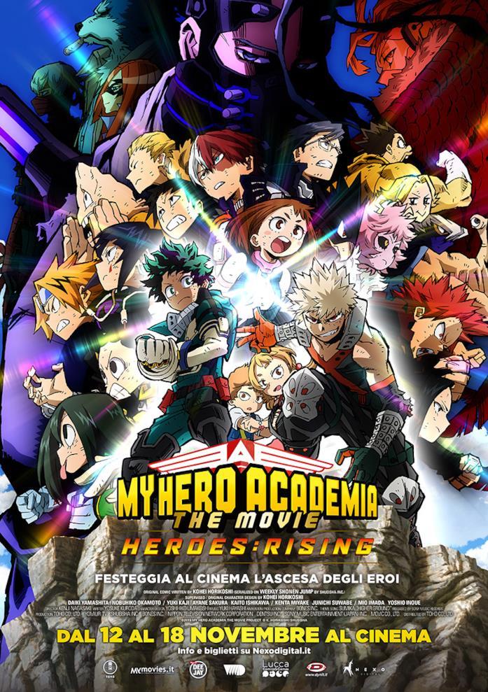 My Hero Academia movie 2