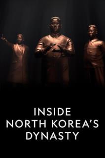 Poster Inside North Korea's Dynasty
