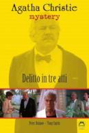 Poster Agatha Christie: Delitto in tre atti