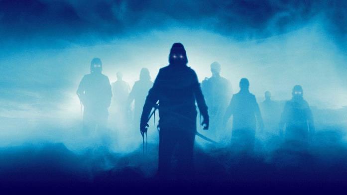 Scena di The Fog del 1980