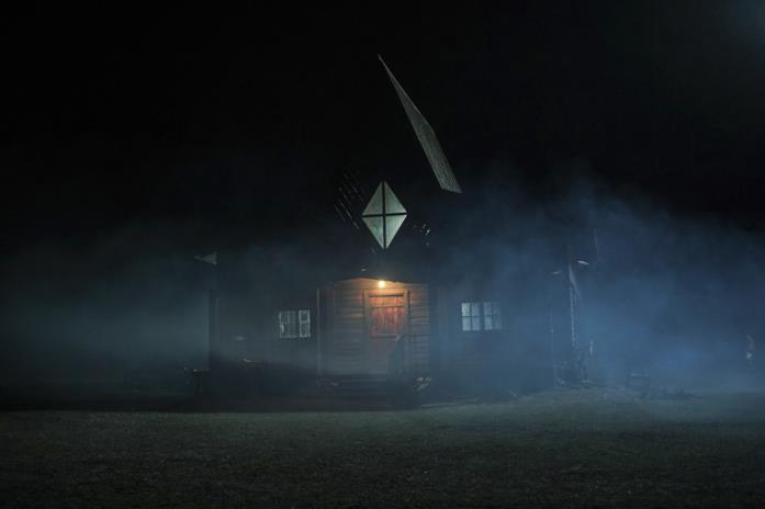 Una scena del film A Classic Horror Story