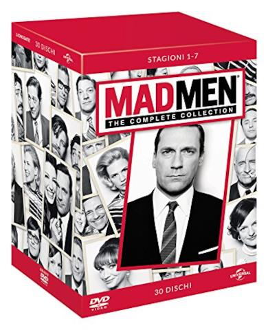 Cofanetto DVD di Mad Men - Stagioni 1-7