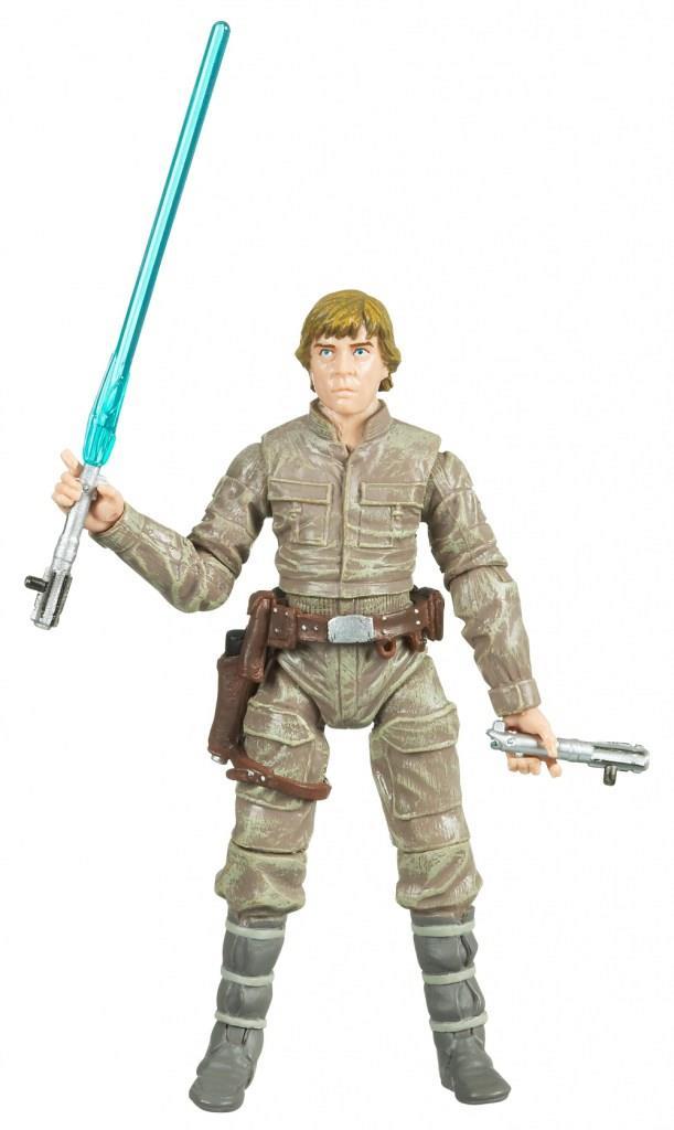 Luke Skywalker Action figure Lucca 2019