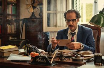 Refaat Ismail è il protagonista di Paranormal su Netflix