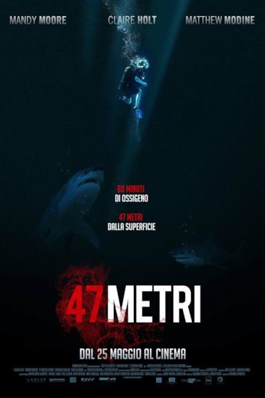 Poster 47 metri