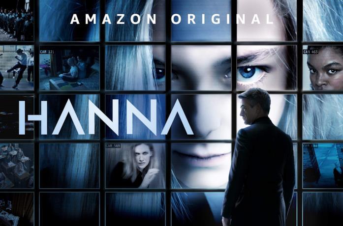 Il poster della seconda stagione di Hanna
