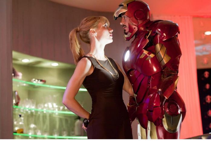 Iron Man e Pepper