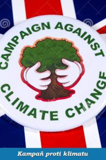 Poster The Campaign Against the Climate