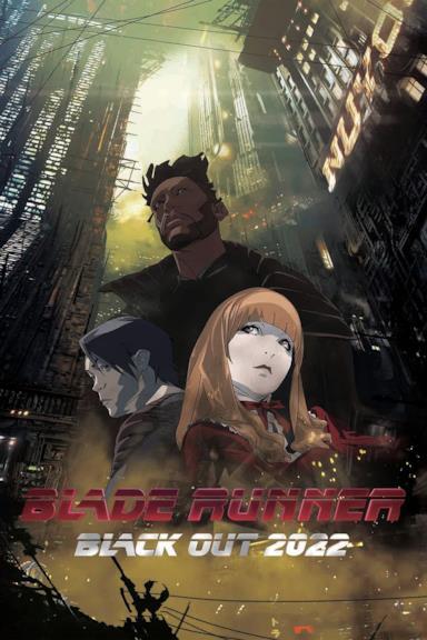 Poster Blade Runner Black Out 2022