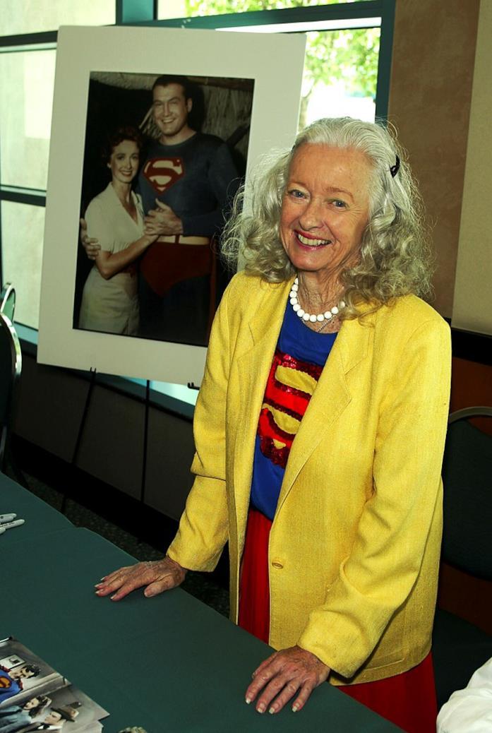 Noel Neill è stata la prima Lois Lane cinematografica