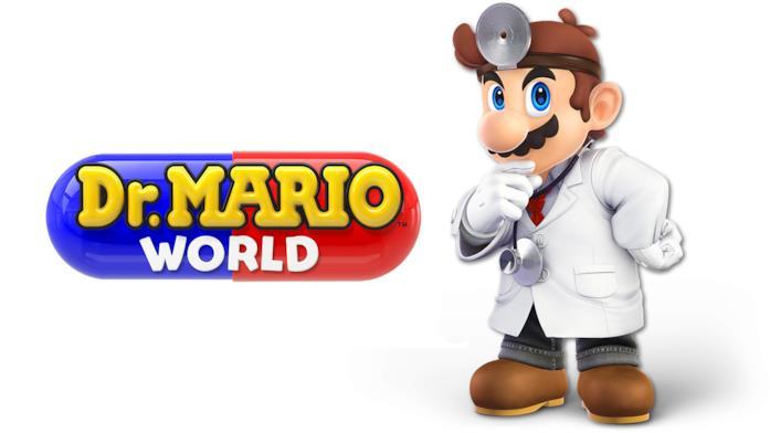 Dr. Mario torna su smartphone e tablet