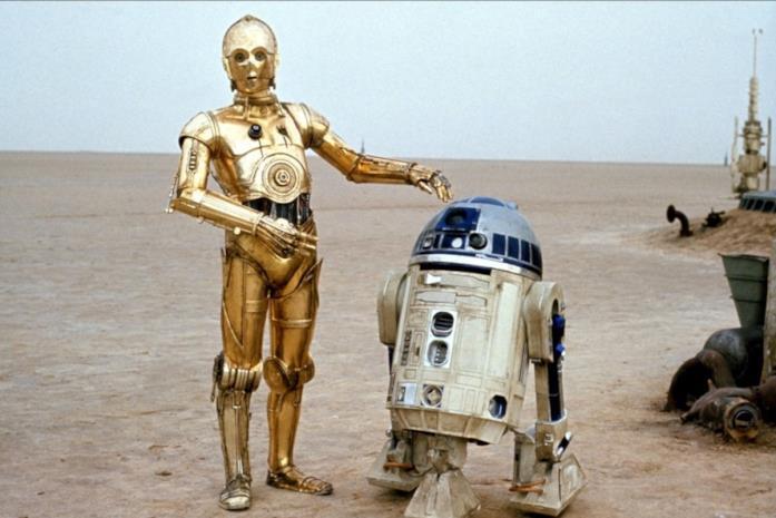 R2-D2 e C-3PO insieme