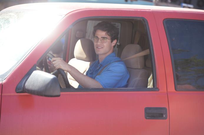 Darren Criss è Andrew Cunanan in American Crime Story