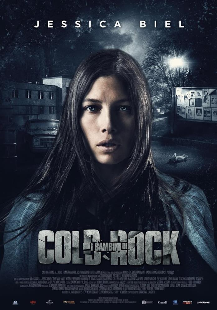 Il poster de I bambini di Cold Rock