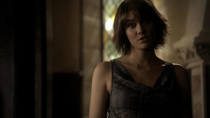 Lauren Cohan è la vampira Rose