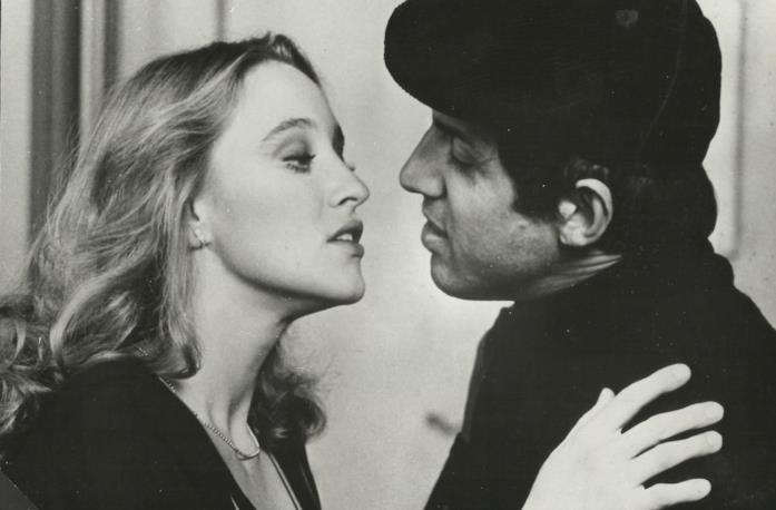 Eleonora Giorgi e Adriano Celentano in una scena del film