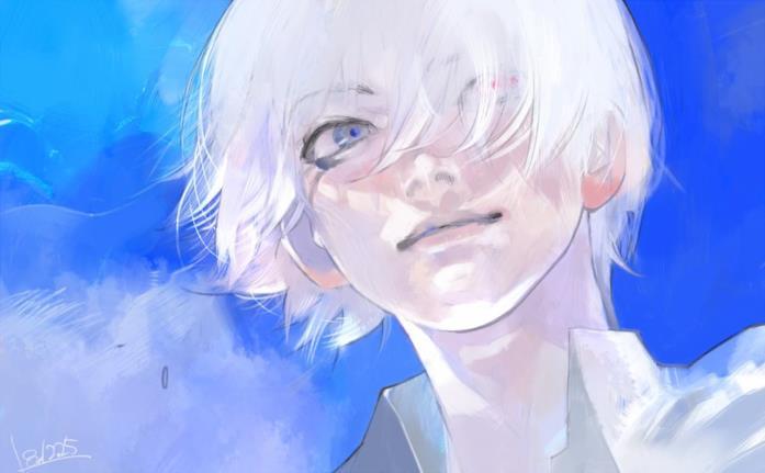 Ken Kaneki, protagonista del manga
