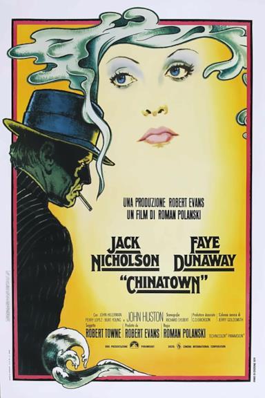 Poster Chinatown