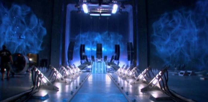 La base S.H.I.E.L.D. sottoterra